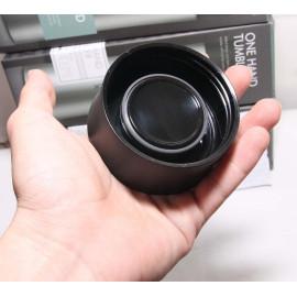 Bình giữ nhiệt 400ml One Hand Lock&Lock LHC4028PG - EnsureGold