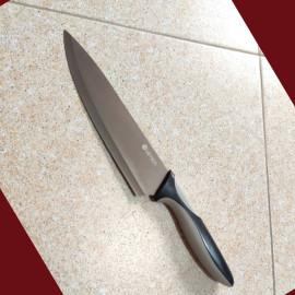 Dao thái Inox cao cấp phủ titan Elmich Titanium cán silicone nhập khẩu CH Séc Châu Âu 2324470