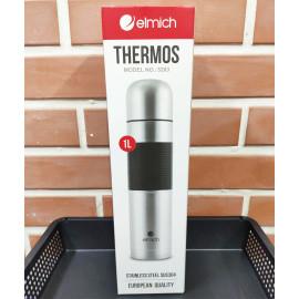 Bình giữ nhiệt 3 lớp Inox 304 Elmich 1000ml EL-5203 xuất xứ CH Séc - Chính hãng, bảo hành 12 tháng