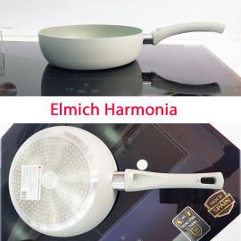 Chảo nhôm chống dính đáy từ 24cm Elmich Harmonia EL-3780 hàng chính hãng