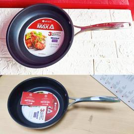 Chảo 20cm 3 đáy inox 304 chống dính cao cấp Elmich Max-A EL3761