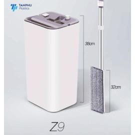 Bộ cây lau nhà tự vắt thông minh Inochi MOP-Z9 hàng xuất Nhật
