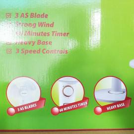Quạt cây 3 cánh Kipor KP-Q368W hàng chính hãng, bảo hành 12 tháng