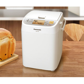 Máy làm bánh mì tự động Panasonic SD-P104WRA - Hàng chính hãng, bảo hành 12 tháng
