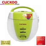 Nồi cơm điện nắp gài Cuckoo CR-0661-G dung tích 1 lít sản xuất Hàn Quốc, hàng chính hãng, bảo hành 24 tháng