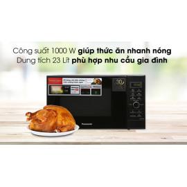 Lò vi sóng có nướng Panasonic Inverter NN-GD37HBYUE công suất 1000W dung tích 23L tiết kiệm điện