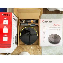 Robot hút bụi và lau nhà thông minh Rapido RR5 hàng chính hãng, bảo hành 12 tháng