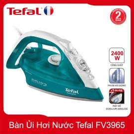 Bàn ủi hơi nước Tefal FV3965 công suất 2400W sản xuất tại Pháp - Hàng chính hãng, bảo hành 24 tháng