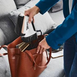 Bàn ủi cầm tay gấp gọn Tefal DT3030E0 công xuất 1300W - Hàng chính hãng, bảo hành 24 tháng