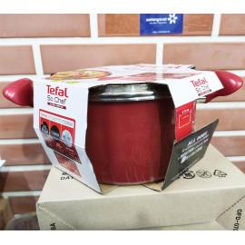 Nồi chống dính Tefal So Chef G1354595 đường kính 22cm đáy từ - Hàng chính hãng, bảo hành 12 tháng