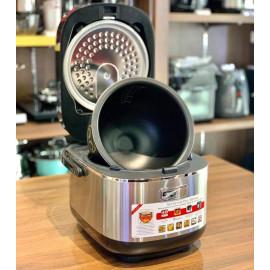 Nồi cơm điện cao tần Tefal RK803565 IH dung tích 1 lít - Hàng chính hãng, bảo hành 24 tháng