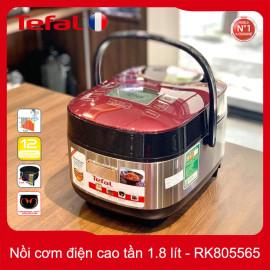 Nồi cơm điện cao tần Tefal RK805565 dung tích 1.8 lít chính hãng Pháp - Bảo hành 24 tháng