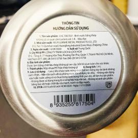 Bình đựng nước Inox 304 Lock&Lock có quai cầm dung tích 1.4 lít LHC7002SLV