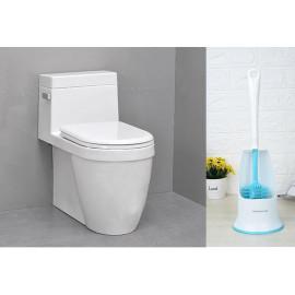 Bộ chổi cọ vệ sinh toilet kèm giá đỡ Lock&lock ETM416
