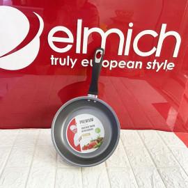 Chảo nhôm chống dính đáy từ Elmich EL-3830 đường kính 20cm - Bảo hành chính hãng 12 tháng