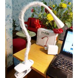Đèn học kẹp bàn LED siêu sáng tiết kiệm điện Protex PR-014L chống cận thị
