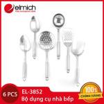 Bộ 6 món dụng cụ nhà bếp Elmich Inox cao cấp EL-3852