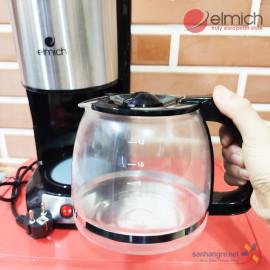 Máy pha cà phê Elmich 4023511 công suất 870W dung tích 1.5 lít - Hàng chính hãng