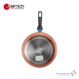 Chảo chống dính thành cao đáy từ Elmich EL-3826 đường kính 30cm - Bảo hành 12 tháng