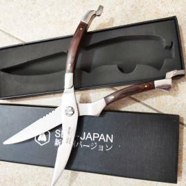 Kéo cắt gà Seki Japan chuẩn Nhật - Hàng Nhập Khẩu