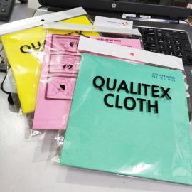 Khăn lau đa năng Qualitex Cloth - Made In Germany (Giao màu ngẫu nhiên)
