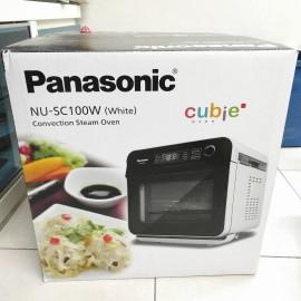Lò hấp nướng đối lưu Panasonic NU-SC100WYUE dung tích 15L - Hàng chính hãng