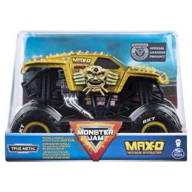 Xe tải mô hỉnh Monster Jam True Metal tỷ lệ 1:24 - Chiến xe phá hủy Max D