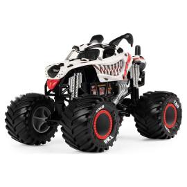 Xe tải mô hỉnh Monster Jam True Metal tỷ lệ 1:24 - Chiến xe Chó đốm Mutt Dalmatian