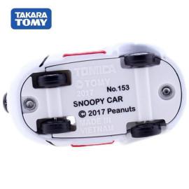 Xe mô hình Dream Tomica Snoopy Peanuts No 153 (No Box)