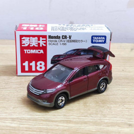 Xe ô tô 7 chỗ mô hình Tomica Honda CR-V No.118 (Full hộp)