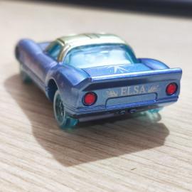 Đồ chơi xe mô hình Tomica Disney Speedway Star Elsa (No Box)