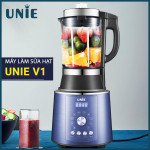 Máy xay, nấu sữa làm hạt đa năng UNIE V1 chính hãng 1800W bảo hành 24 tháng
