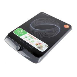 Bếp điện từ Elmich Smartcook ICS-3875 công suất 2100W tặng kèm nồi lẩu Inox 26cm