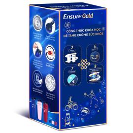 Bình lắc giữ nhiệt cao cấp Luminarc dung tích 710ml - Ensure Gold