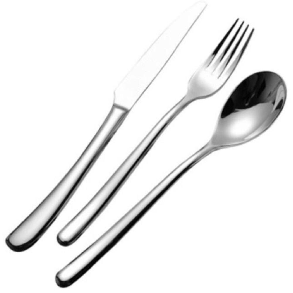 Bộ dao muỗng nĩa inox cao cấp 304 hàng xuất Châu Âu