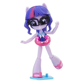 Búp bê My Little Pony cô gái Equestria trên bãi biển Beach - Twilight Sparkle