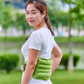 Đai chườm lưng thảo dược Thiên Nhiên Hapaku - KM Vinamilk