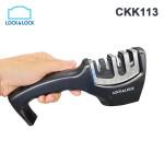 Dụng cụ mài dao kéo 4 rãnh Lock&Lock CKK113 - Hàng chính hãng