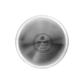 Chảo chống dính Inox 2 lớp cao cấp đáy liền Elmich Trimax XP EL-3757 size 24cm