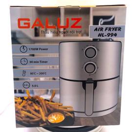 Nồi chiên không dầu Galuz HL-994 dung tích 5 lít công xuất 1800W - Bảo hành chính hãng 18 tháng