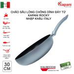 Chảo sâu lòng chống dính đáy từ Kapani Rocky 30cm sản xuất và nhập khẩu Italy