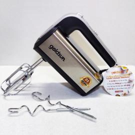 Máy đánh trứng cầm tay Goldsun GHM4640 công suất 350W - Bảo hành 12 tháng chính hãng