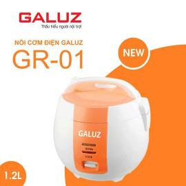 Nồi cơm điện cơ Galuz GR-01 dung tích 1.2 lit hàng chính hãng, bảo hành 12 tháng