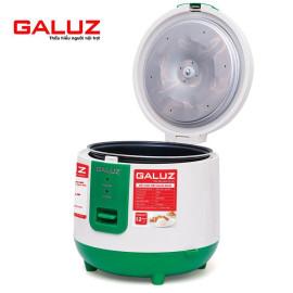 Nồi cơm điện cơ Galuz GR-02 dung tích 1.8 lít hàng chính hãng, bảo hành 12 tháng