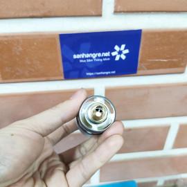Nút Inox lõi đồng Lyncen chặn nước, chặn rác cho chậu rửa, lavabo cao cấp thông minh xuất Nhật