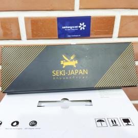 Dao Chặt Thép Nguyên Khối Seki Japan Hàng Nhật - Phiên bản 2021