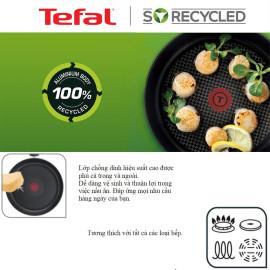 Chảo chống dính Tefal So Recycled G11003 đường kính 22cm - Made In France