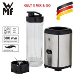 Máy xay sinh tố WMF Kult X Mix&Go công suất 300W - Thương hiệu Đức