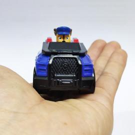 Mô hình Xe chó cứu hộ Paw Patrol True Metal tỷ lệ 1:55 - Chase Police Cruiser (không hộp)