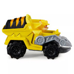 Mô hình Xe chó cứu hộ Paw Patrol True Metal tỷ lệ 1:55 - Rubble Dino Rescue (không hộp)